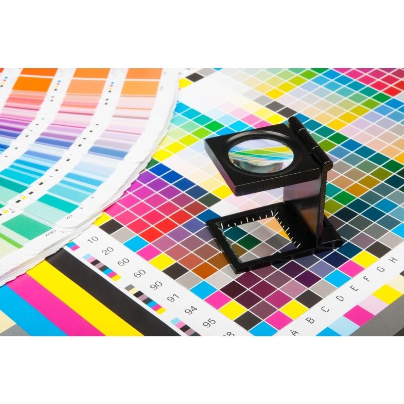 Grafica e material impresso